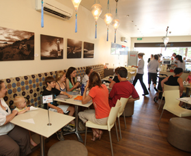 Cafe Parkview - South Australia Travel