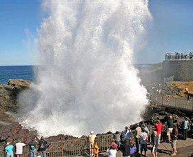 Kiama Blowhole - South Australia Travel