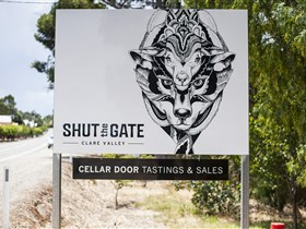 Shut The Gate Winery and Cellar Door - South Australia Travel