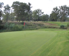 Muswellbrook Golf Club - South Australia Travel