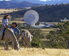 Canberra Deep Space Communication Complex - South Australia Travel