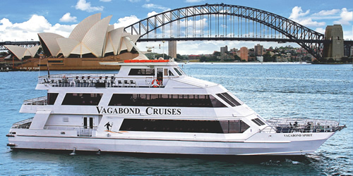 Vagabond Cruises - South Australia Travel
