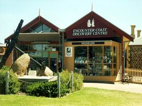 Encounter Coast Discovery Centre and The Old Customs and Station Masters House - South Australia Travel