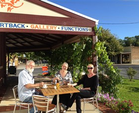 Artback Australia Gallery and Cafe - South Australia Travel