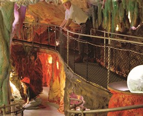 The Crystal Caves - South Australia Travel