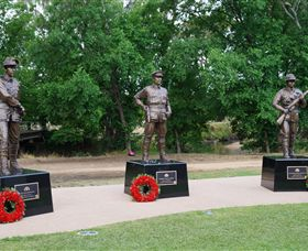 VC Memorial Park - Honouring Our Heroes - South Australia Travel