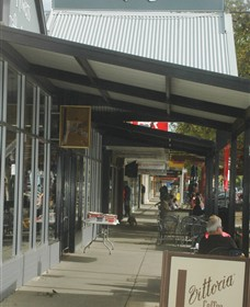 The Coffee Store  Rambling Rose - South Australia Travel