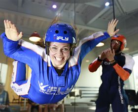 iFly Indoor Skydiving - South Australia Travel