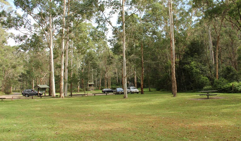 Mill Creek picnic area - South Australia Travel
