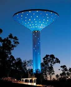 Wineglass Water Tower - South Australia Travel