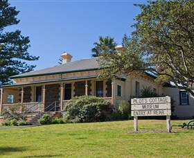 Pilots Cottage Museum - South Australia Travel