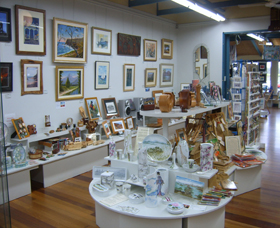 Ferry Park Gallery - South Australia Travel