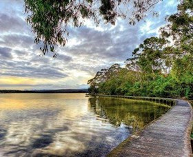 Merimbula Boardwalk - South Australia Travel