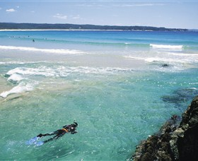 Merimbula Main Beach - South Australia Travel