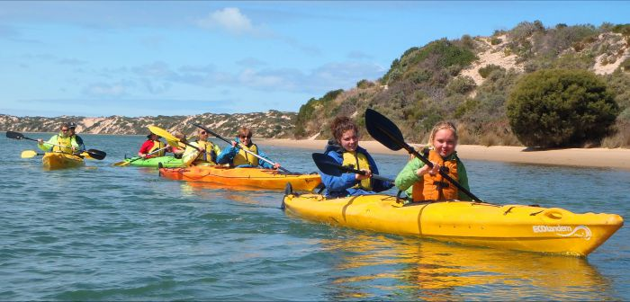 Canoe the Coorong - South Australia Travel