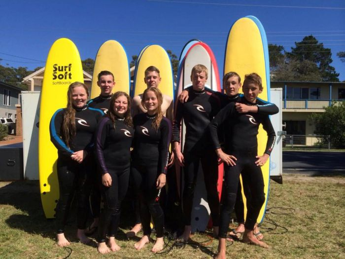 Broulee Surf School - South Australia Travel