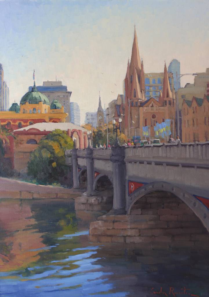 Rossiters Paintings - South Australia Travel