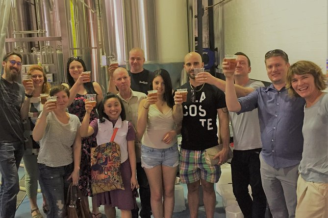 CanBEERa Explorer Capital Brewery Full-Day Tour - South Australia Travel