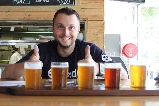 Capital 3in3 - 3 Craft Beer Hotspots in 3 Hours - South Australia Travel