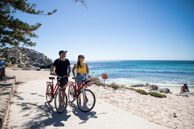 Rottnest Island with Bike Hire from Perth or Fremantle - South Australia Travel