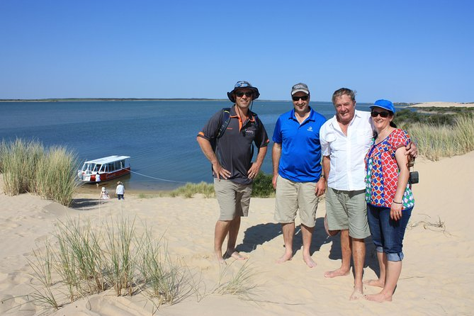Coorong National Park Wildlife Cruise from Goolwa Including Lunch - South Australia Travel