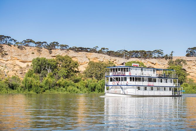 Murray River Riverboat Tour Including Lunch from Adelaide - South Australia Travel