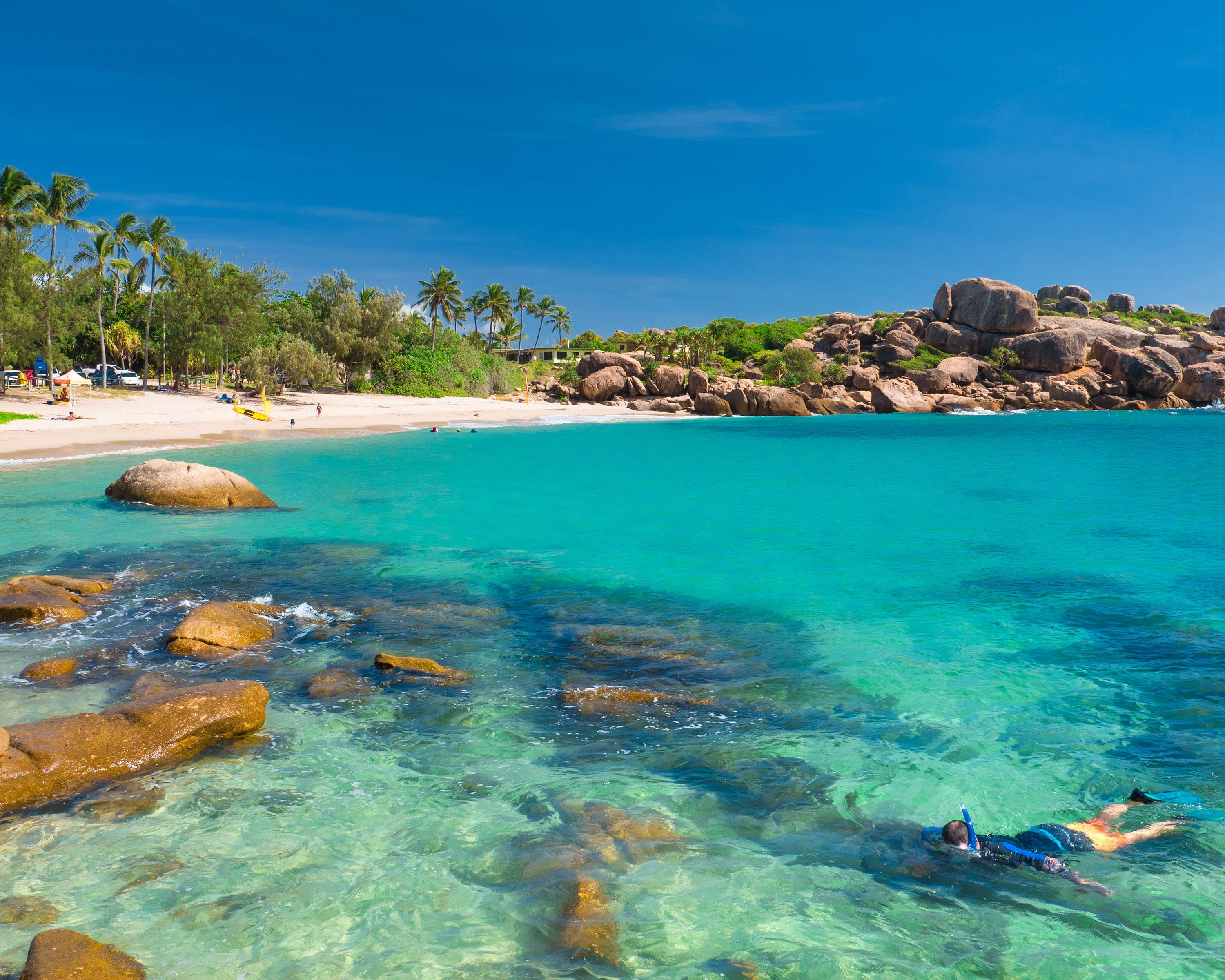 Horseshoe Bay - Bowen - South Australia Travel