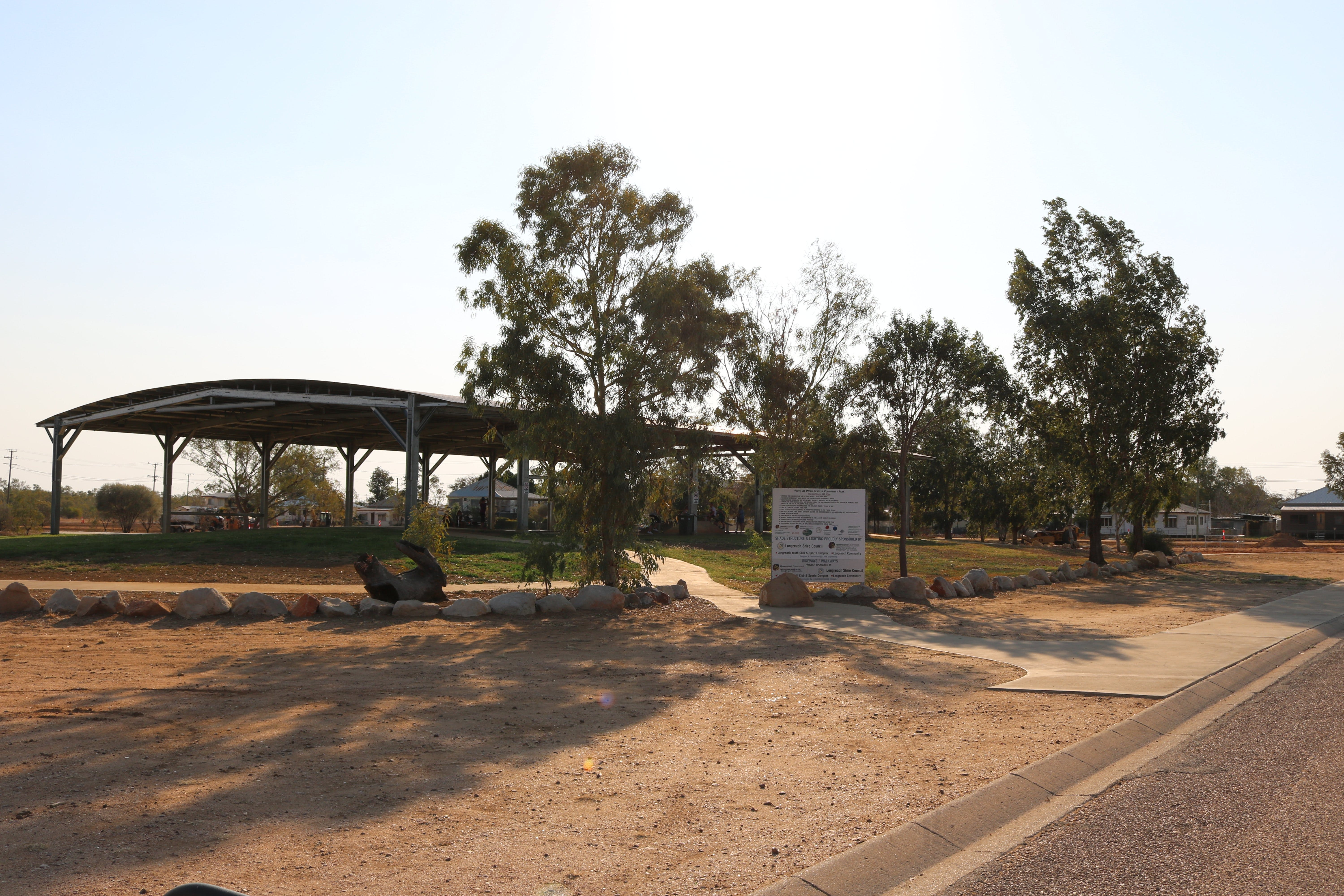Longreach Skate Park - South Australia Travel