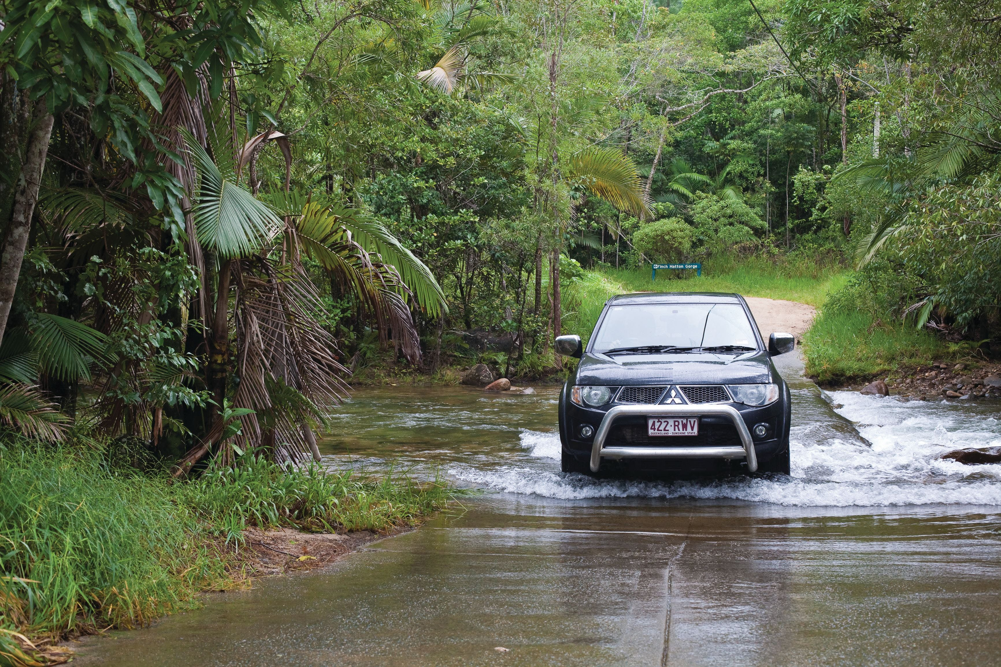 The Pioneer Valley and Eungella National Park - South Australia Travel