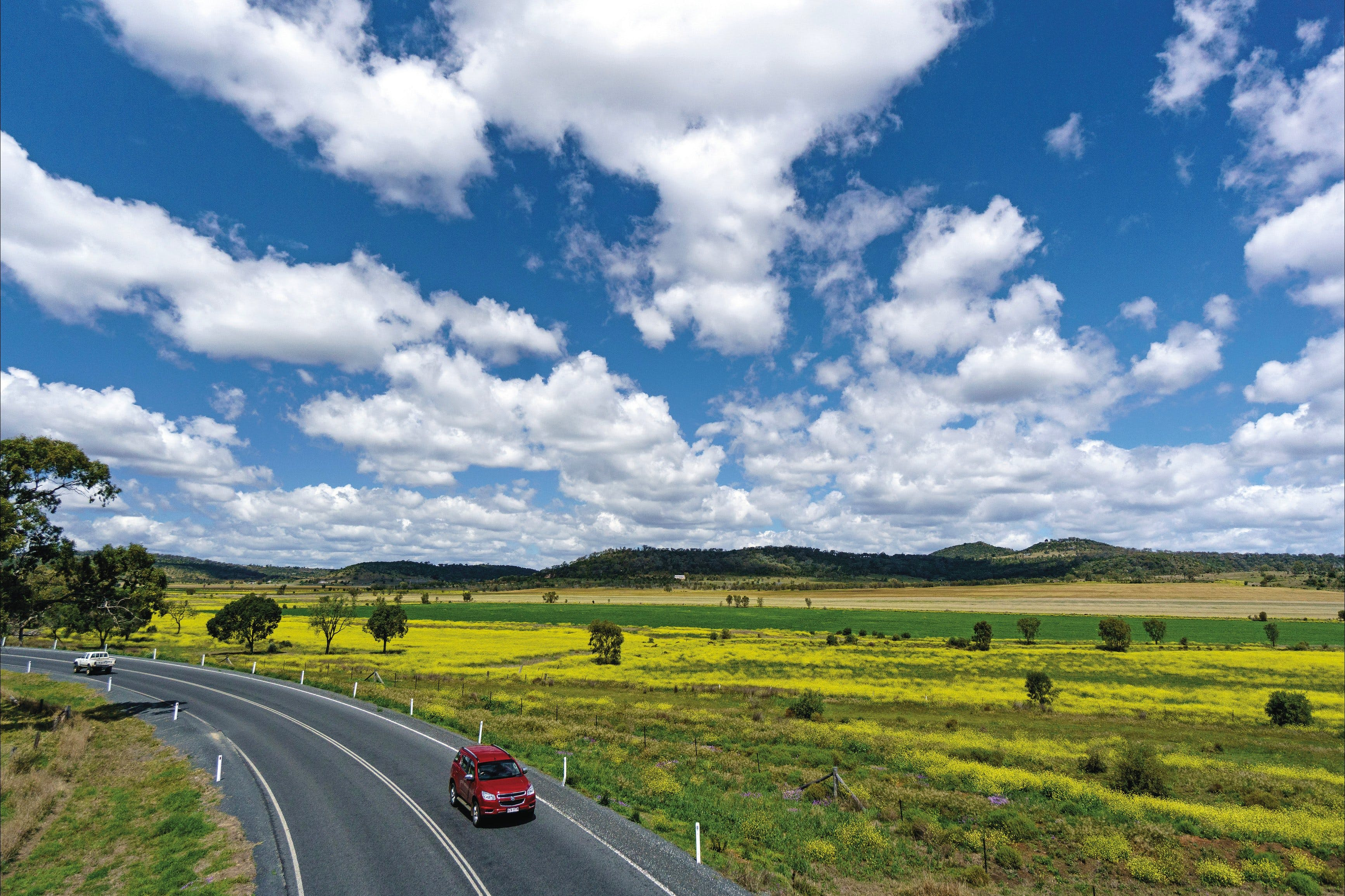 Warrego Way - South Australia Travel