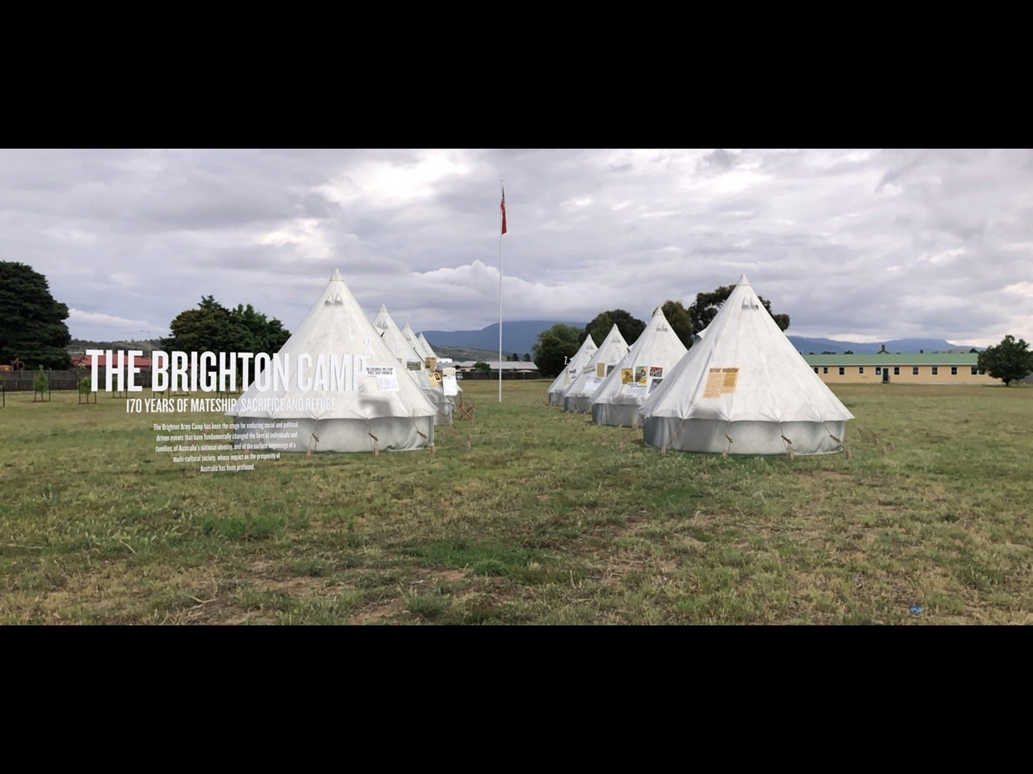 Brighton Army Camp - South Australia Travel