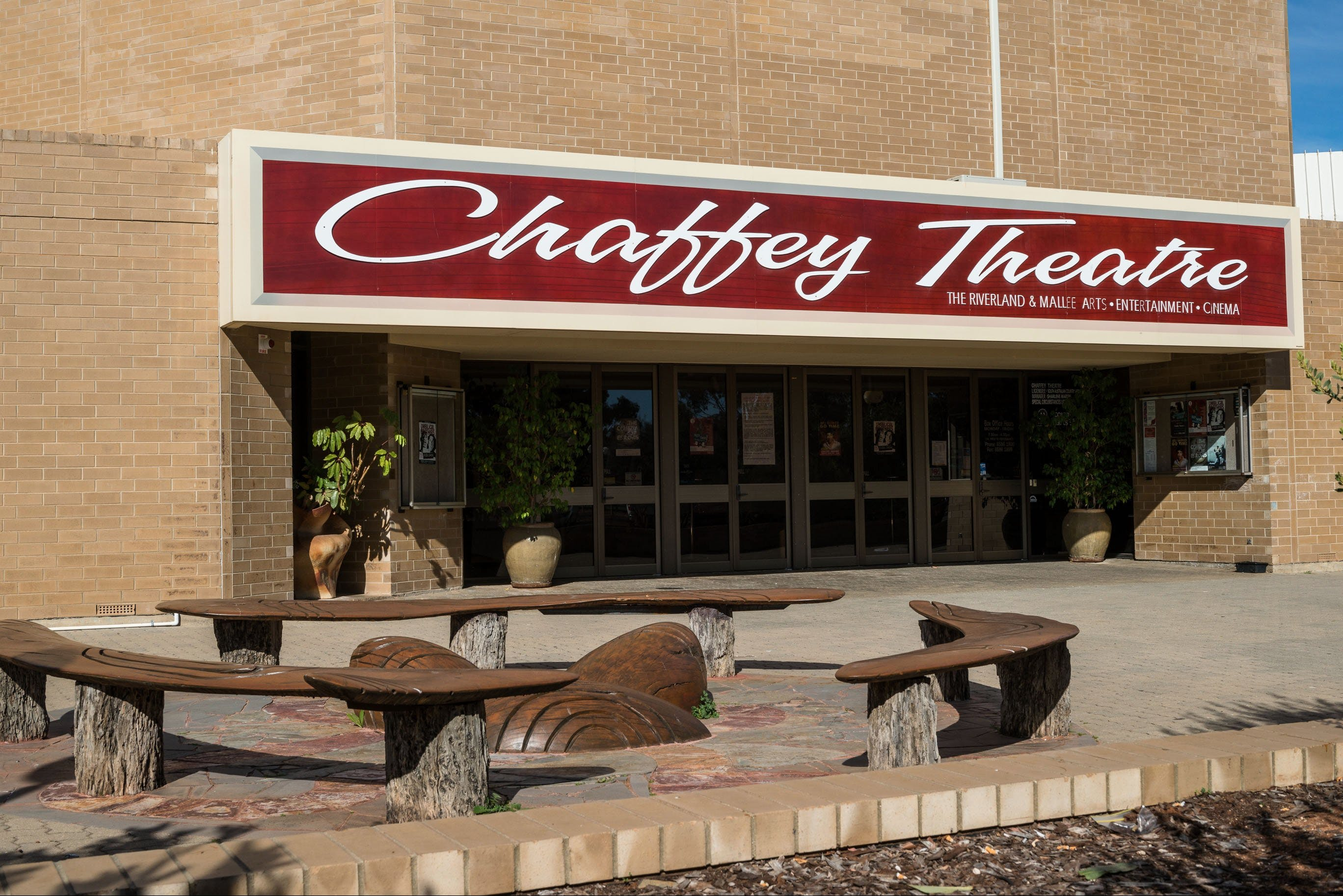 Chaffey Theatre - South Australia Travel