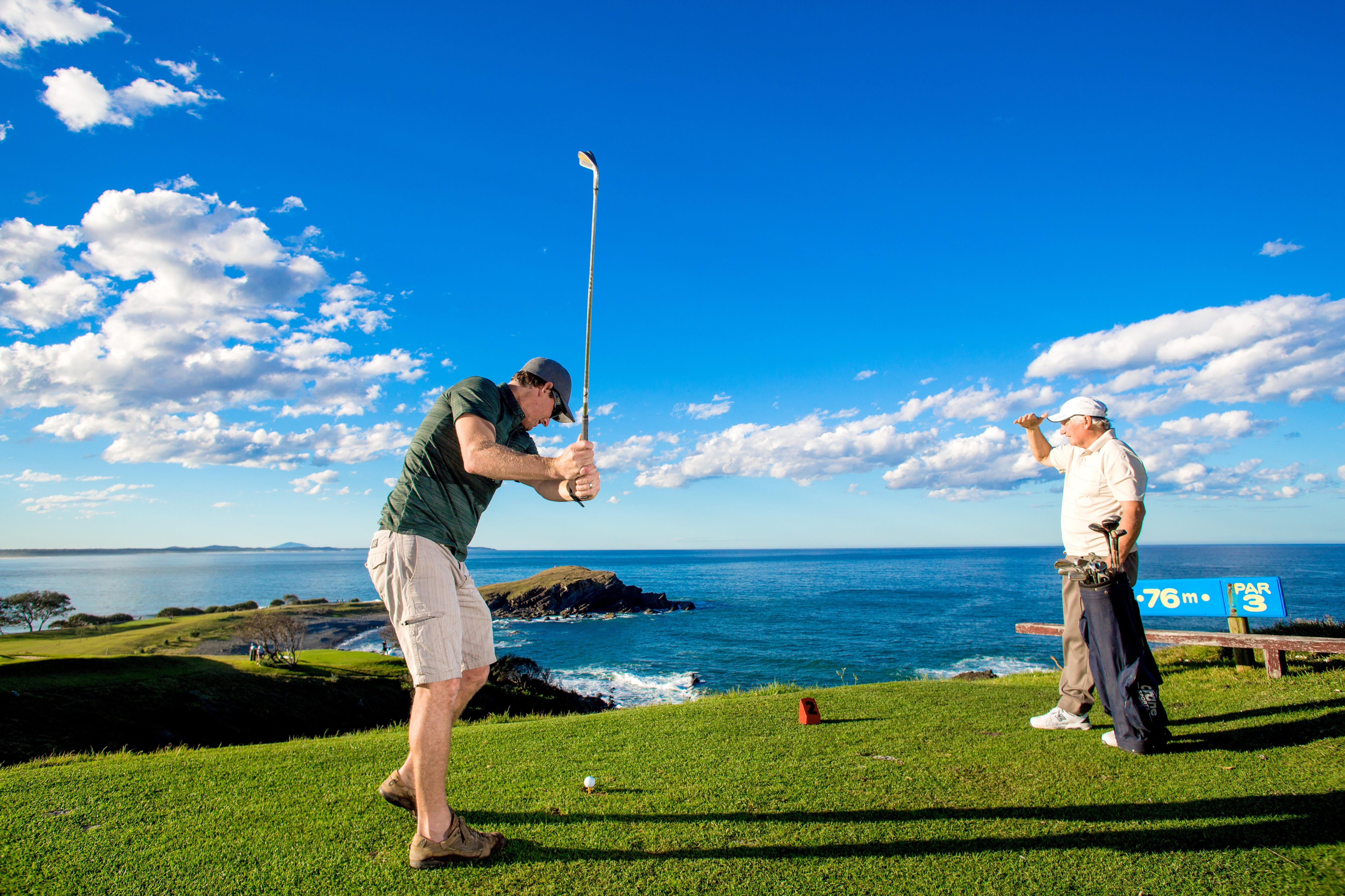 Crescent Head Country Club Golf Course - South Australia Travel