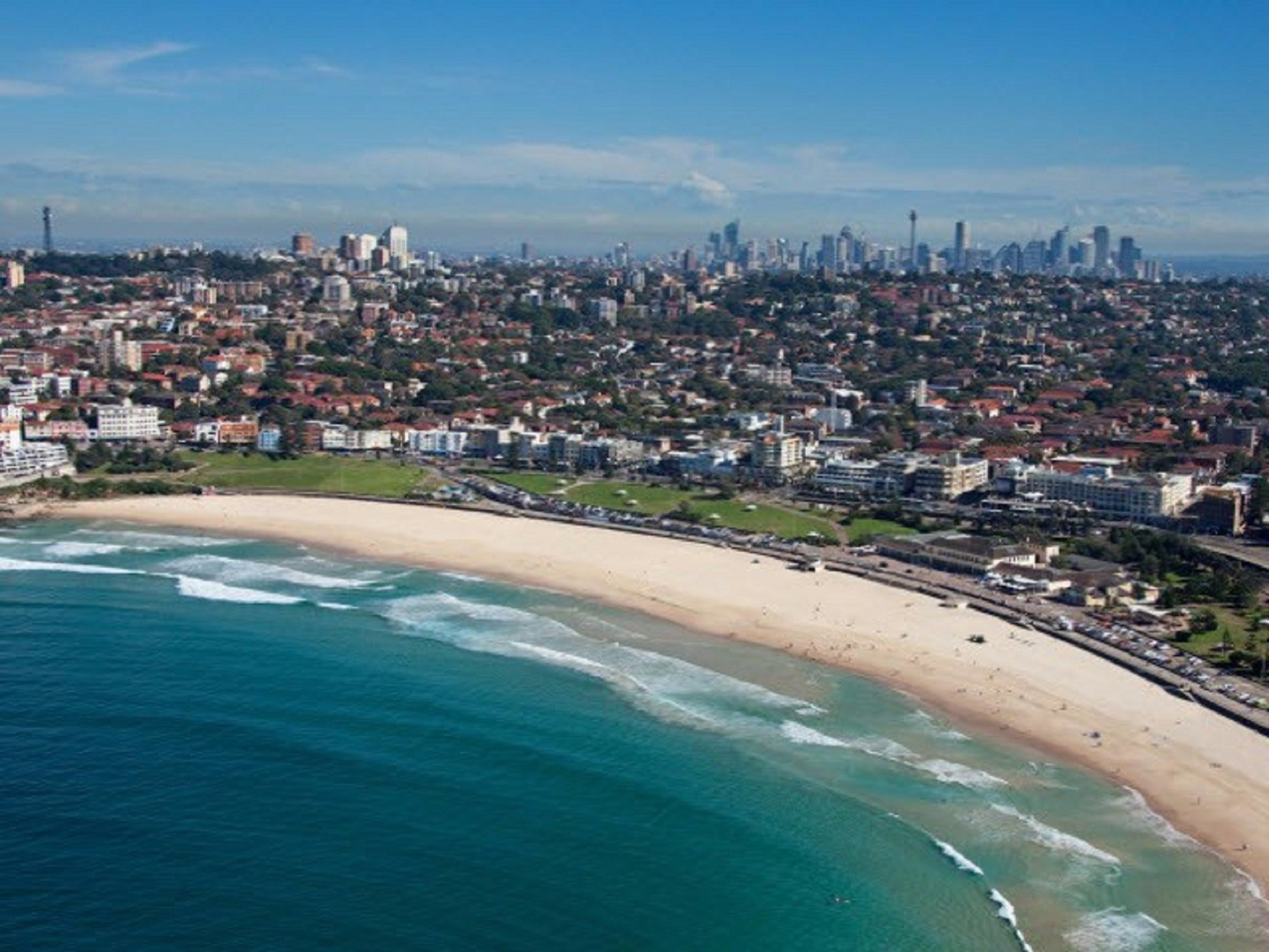 Bondi Beach - South Australia Travel