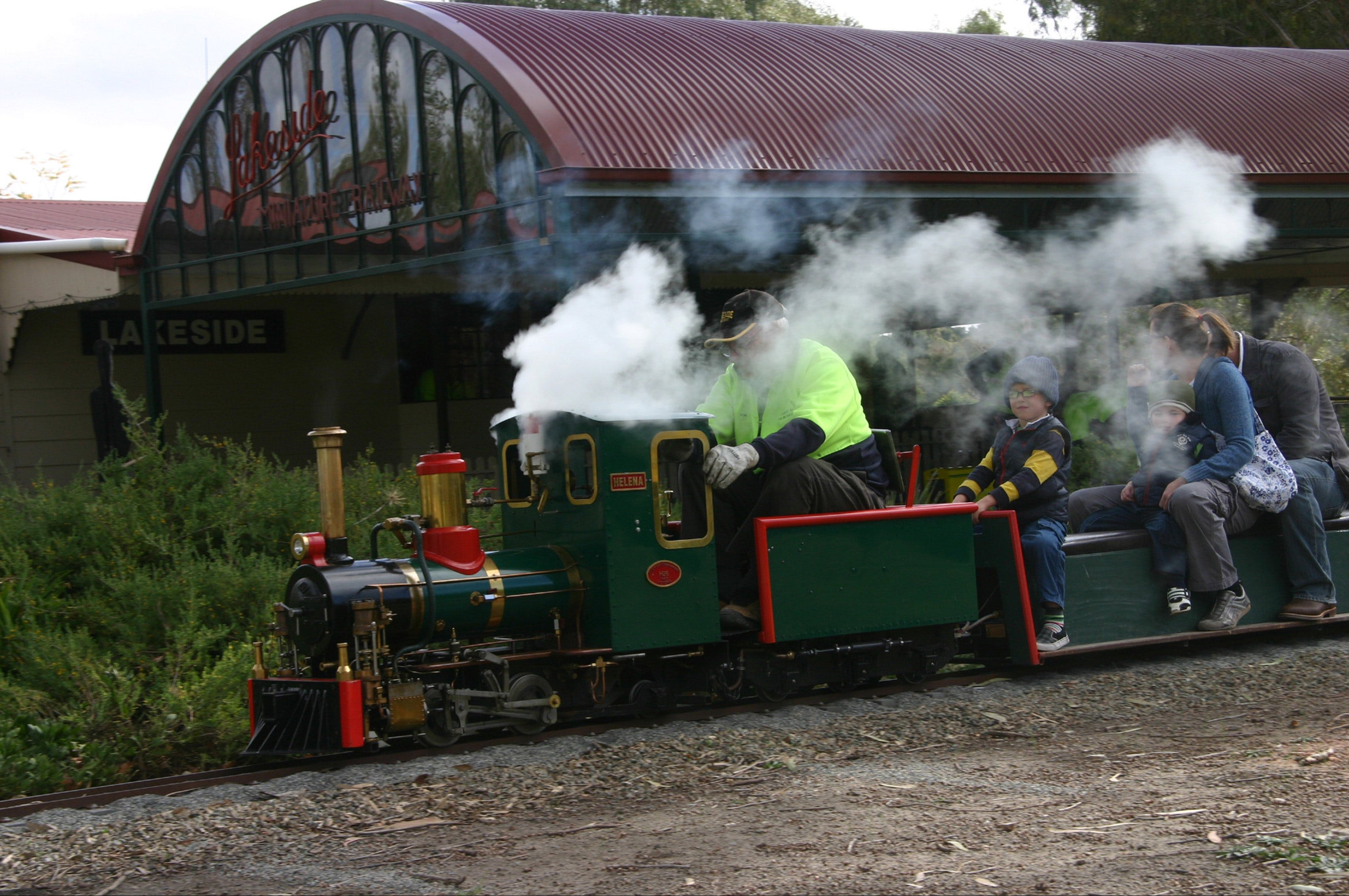 Clare Valley Model Engineers - South Australia Travel