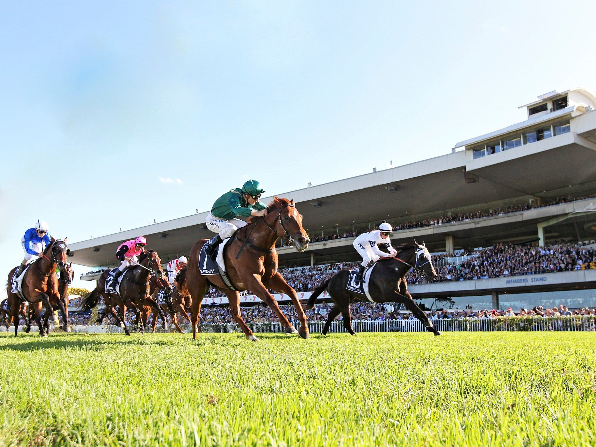 Rosehill Gardens Racecourse - South Australia Travel