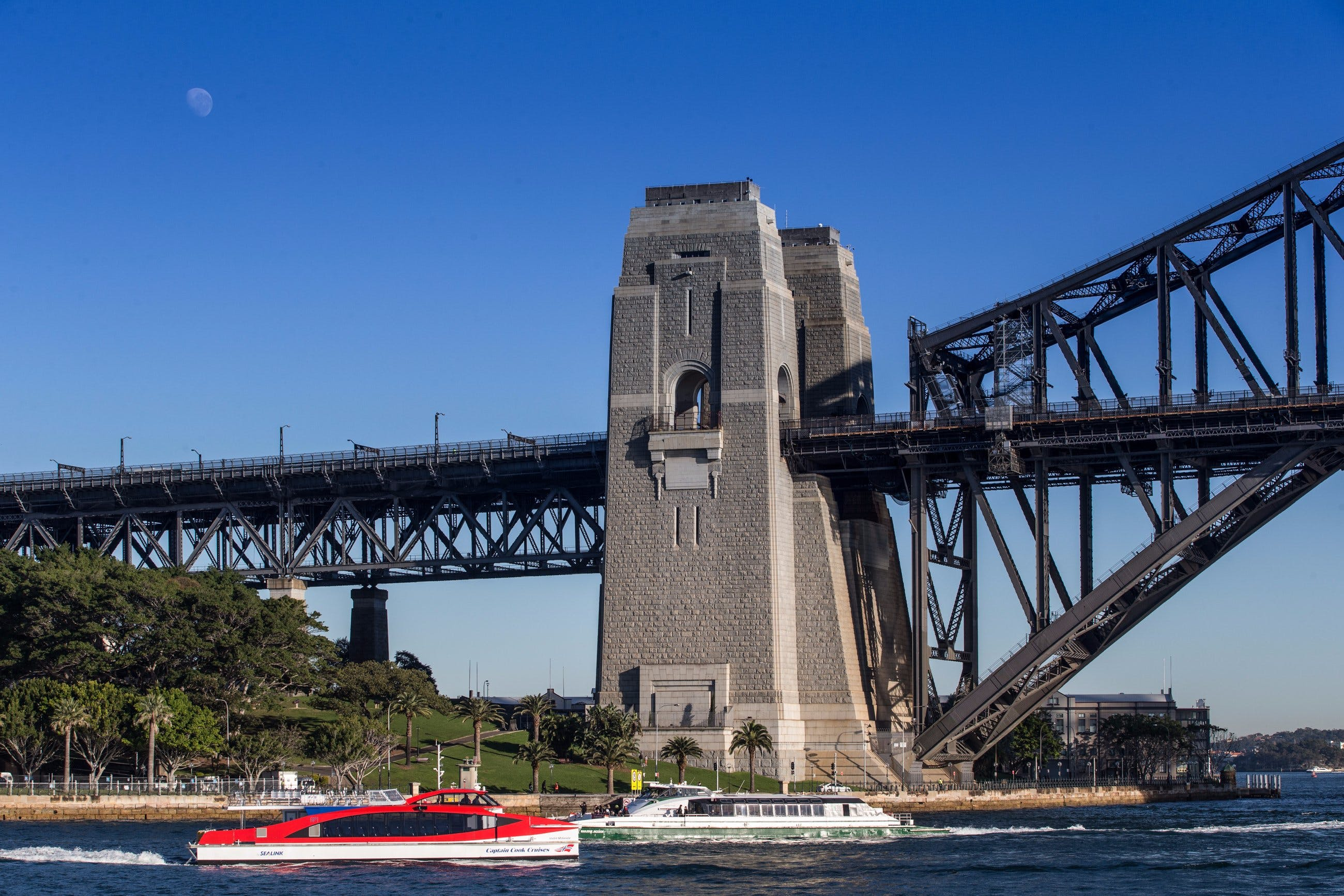 Sydney Harbour Bridge Pylon Lookout - South Australia Travel