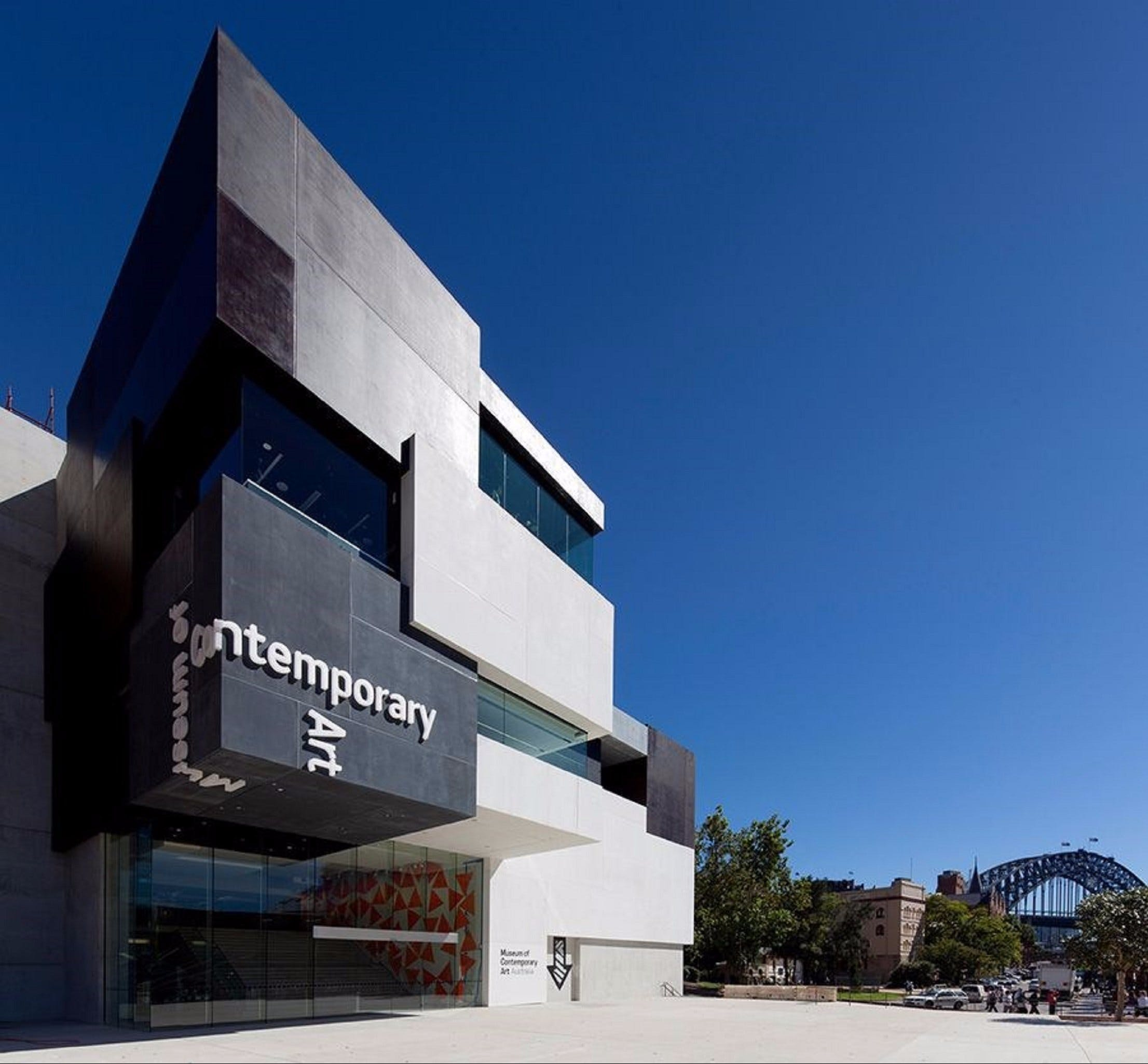 Museum of Contemporary Art Australia - MCA - South Australia Travel