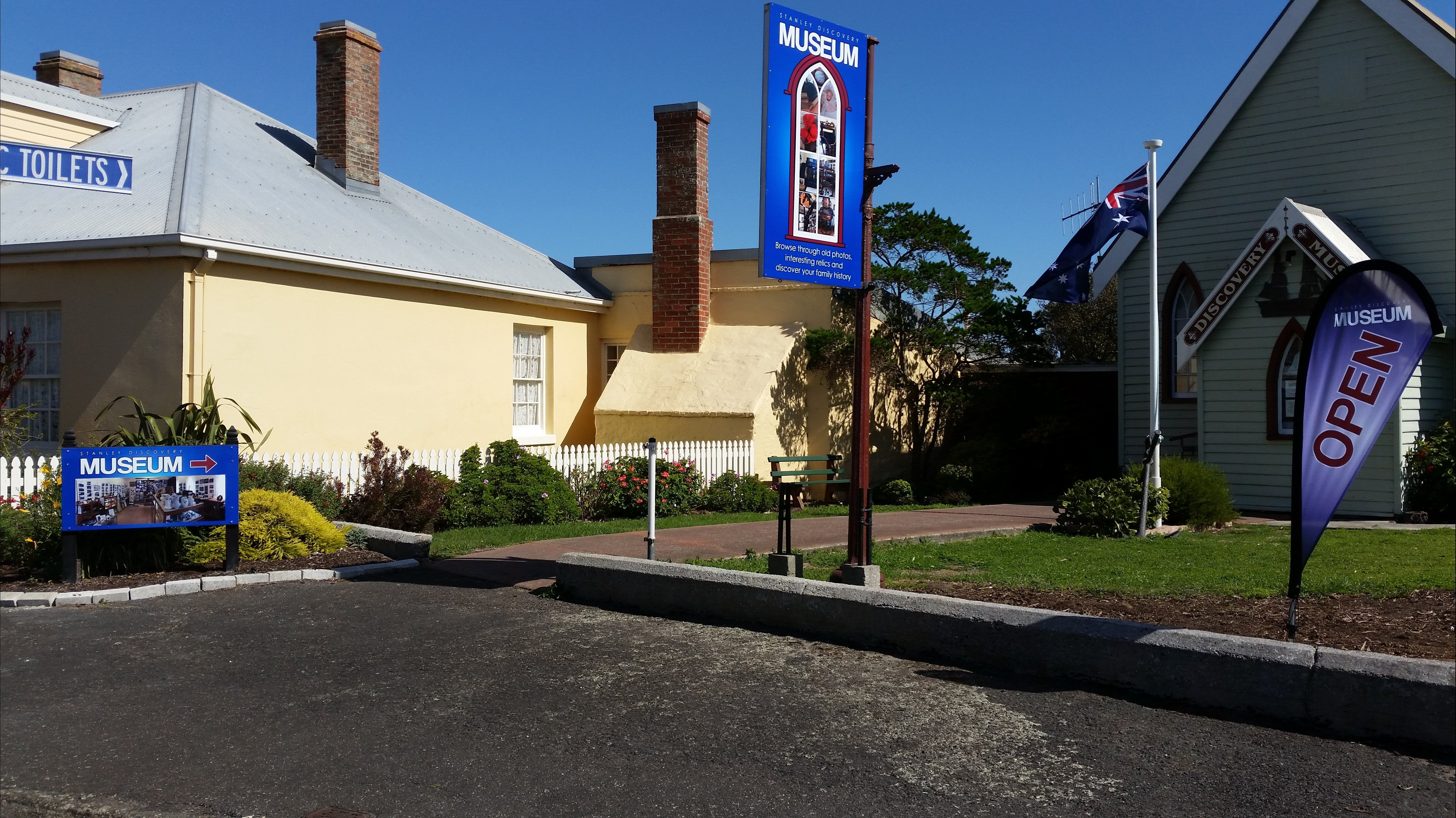 Stanley Discovery Museum - South Australia Travel