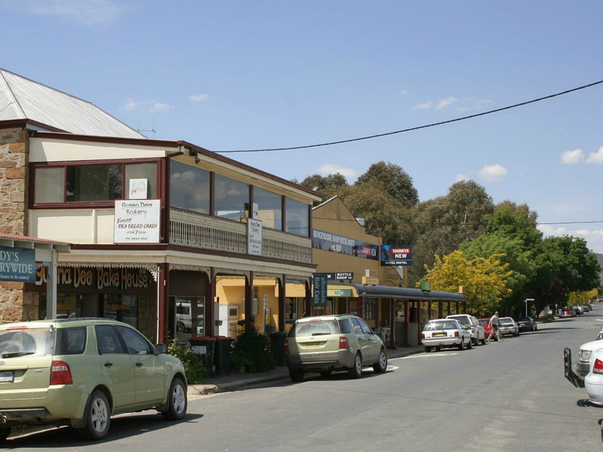 Bungendore - South Australia Travel
