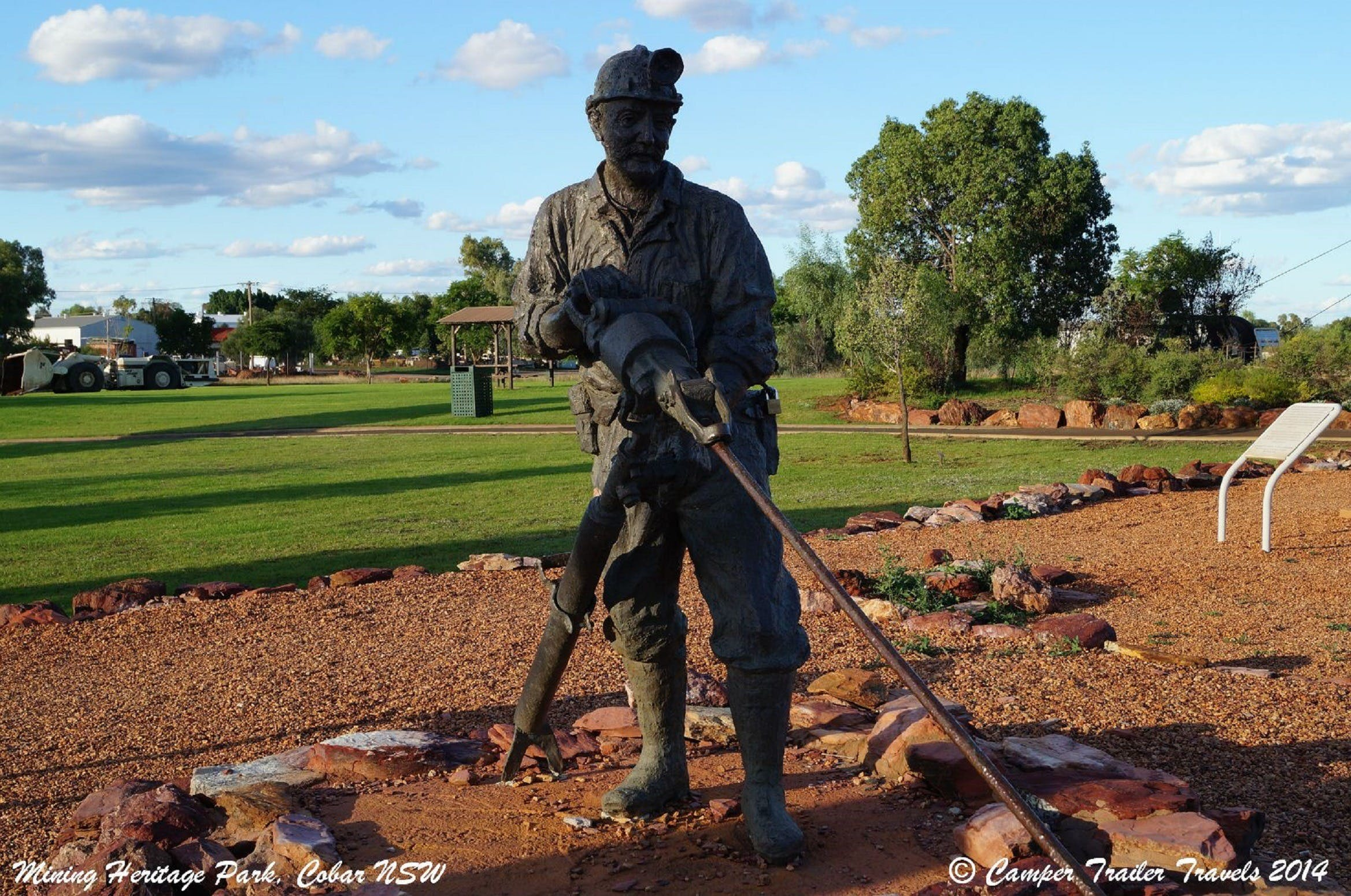 Cobar Miners Heritage Park - South Australia Travel