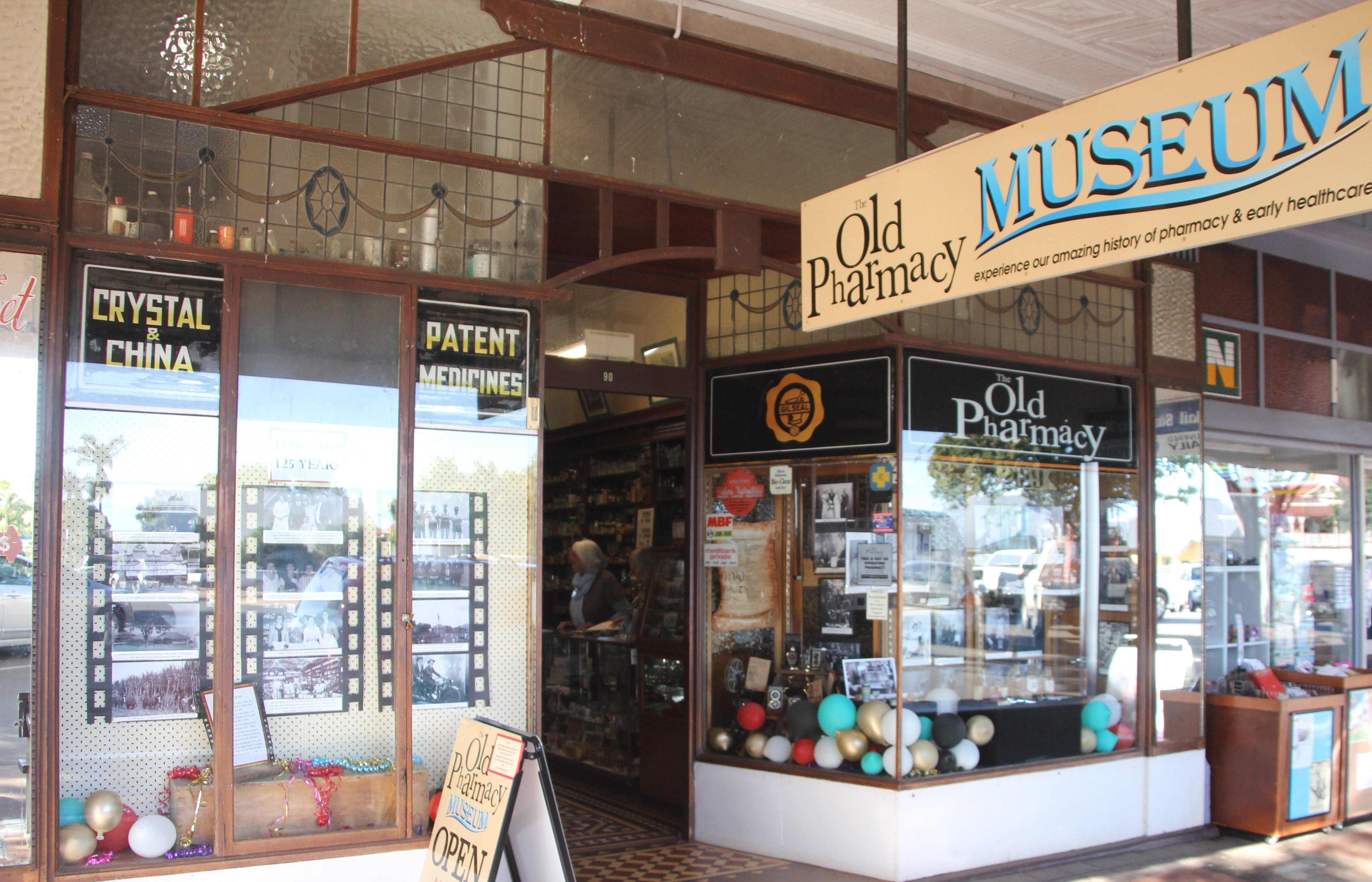 Old Pharmacy Museum  Childers - South Australia Travel