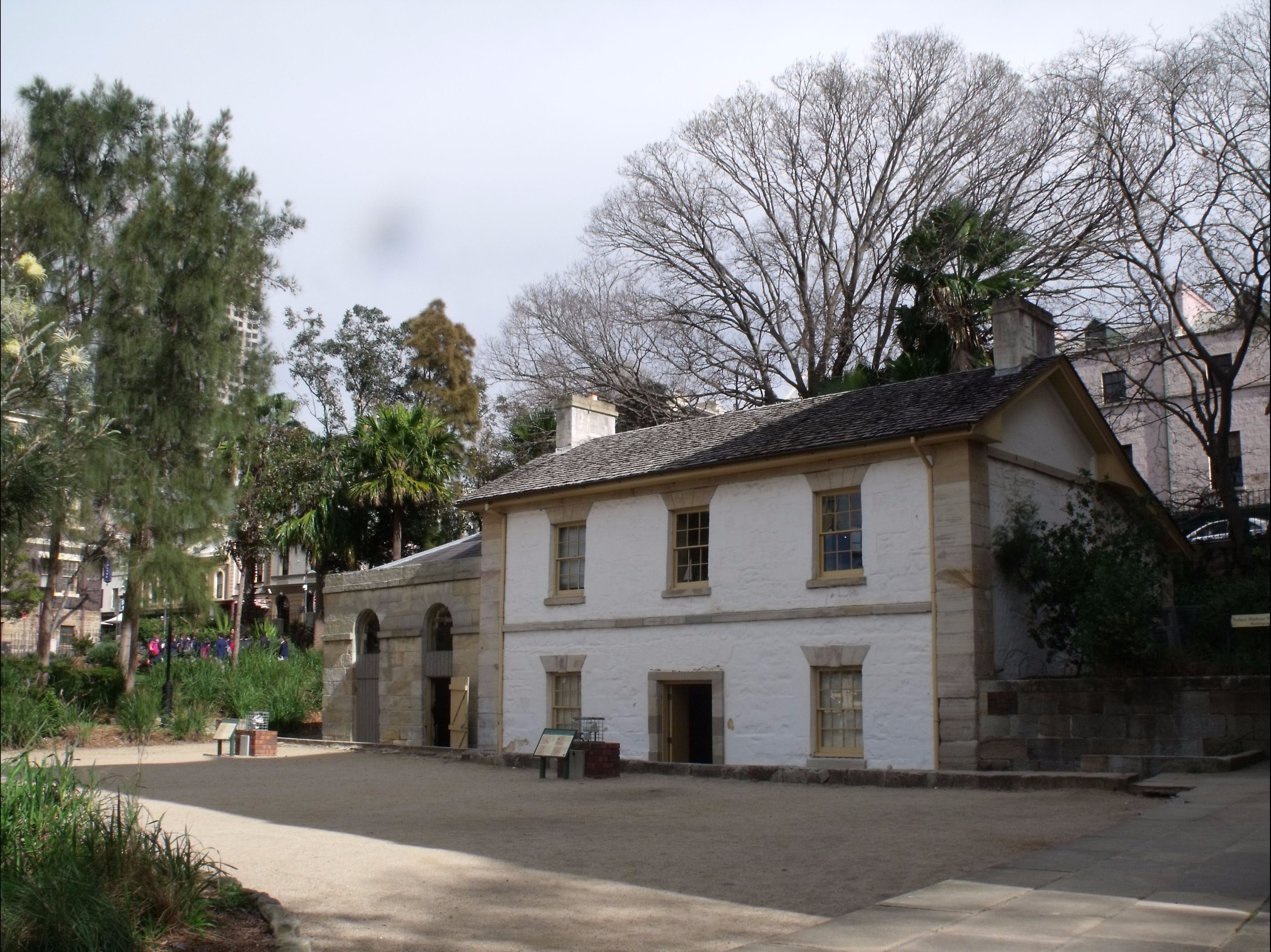 Cadmans Cottage - South Australia Travel