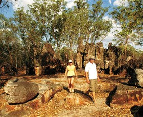 The Lost City - Litchfield National Park - South Australia Travel