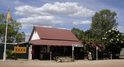 Daly Waters Historic Pub - South Australia Travel