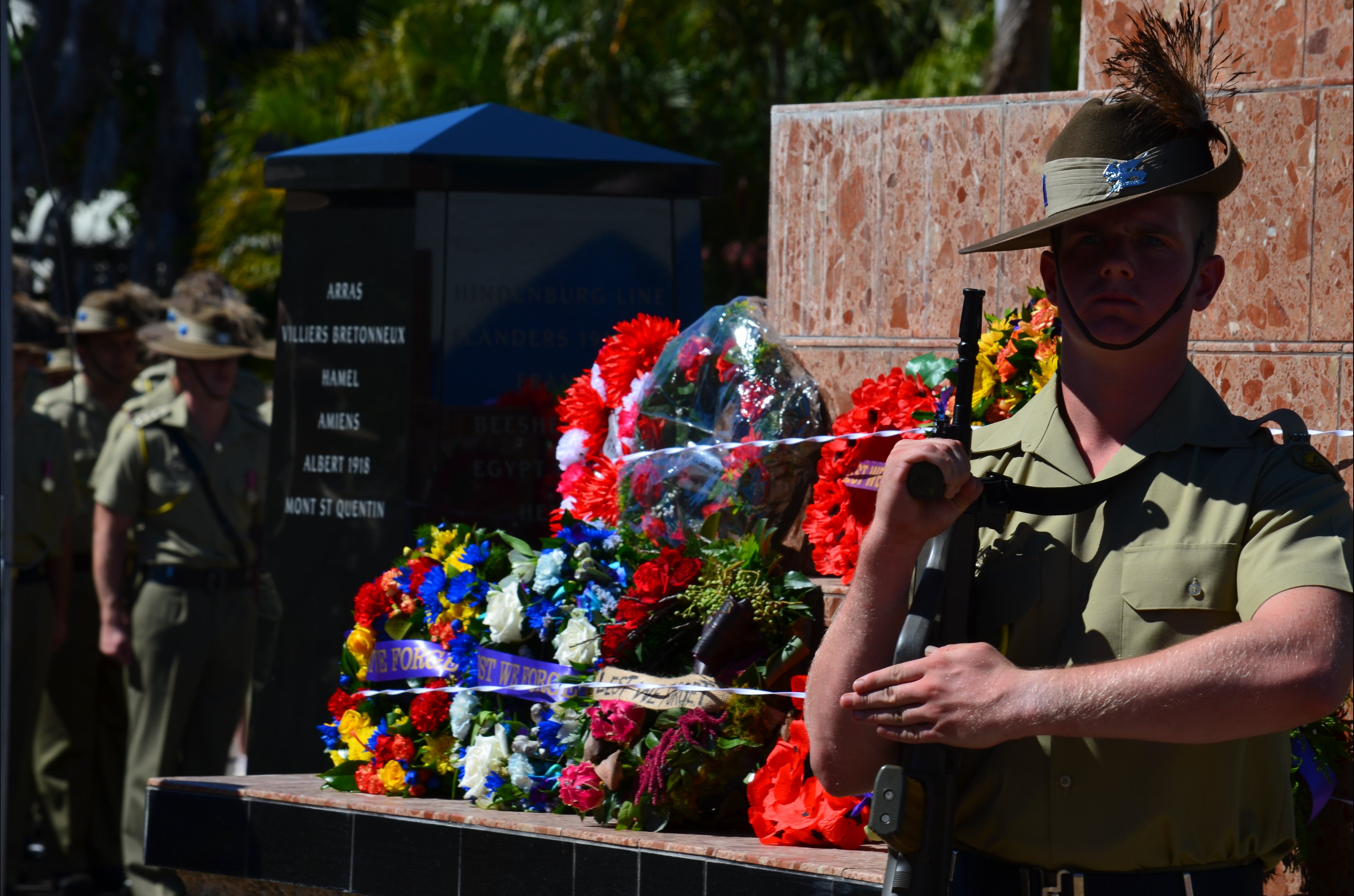 Anzac Day Charters Towers - South Australia Travel