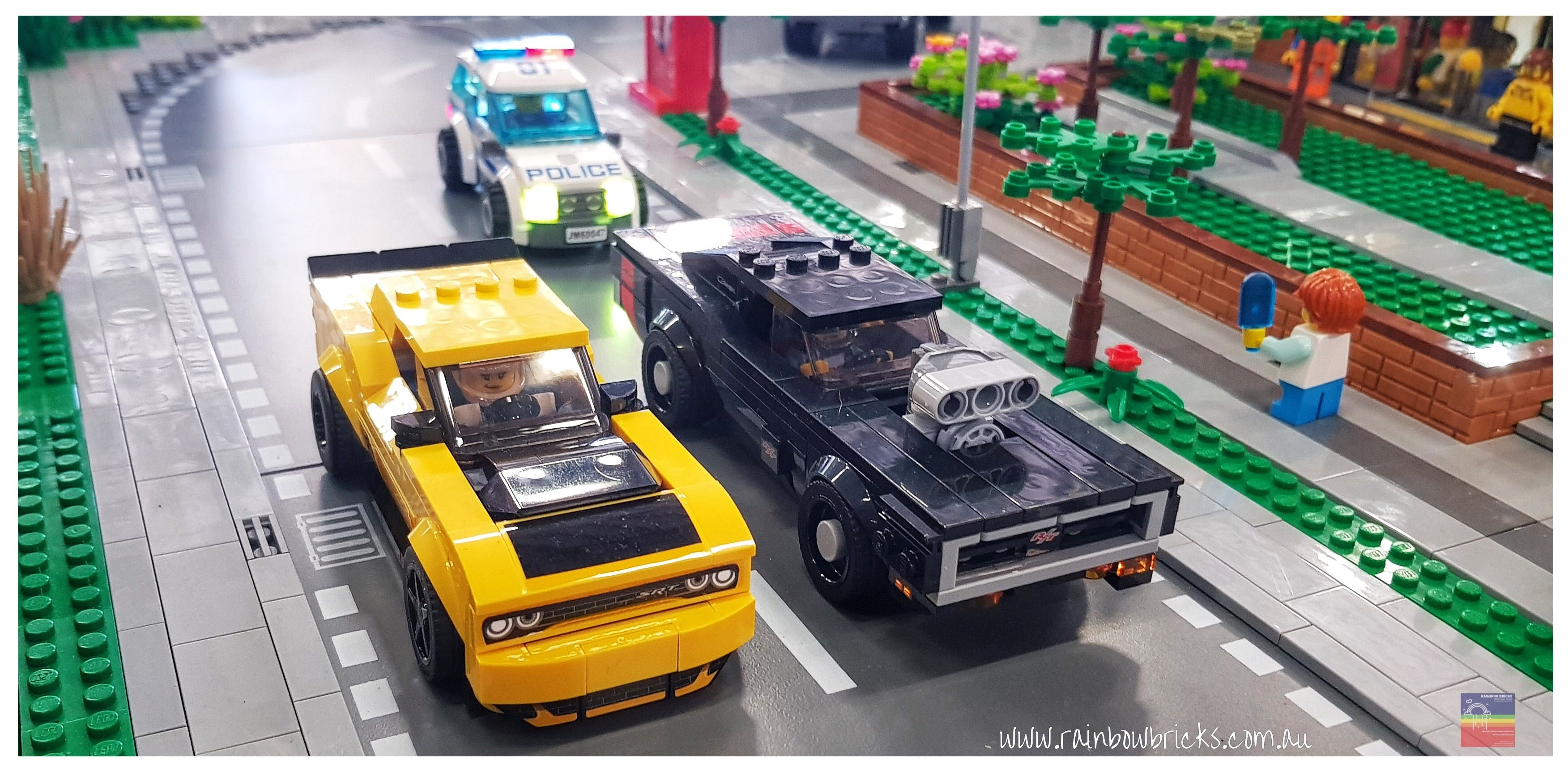 Brickfest at The Bay A Lego Fan Event - South Australia Travel