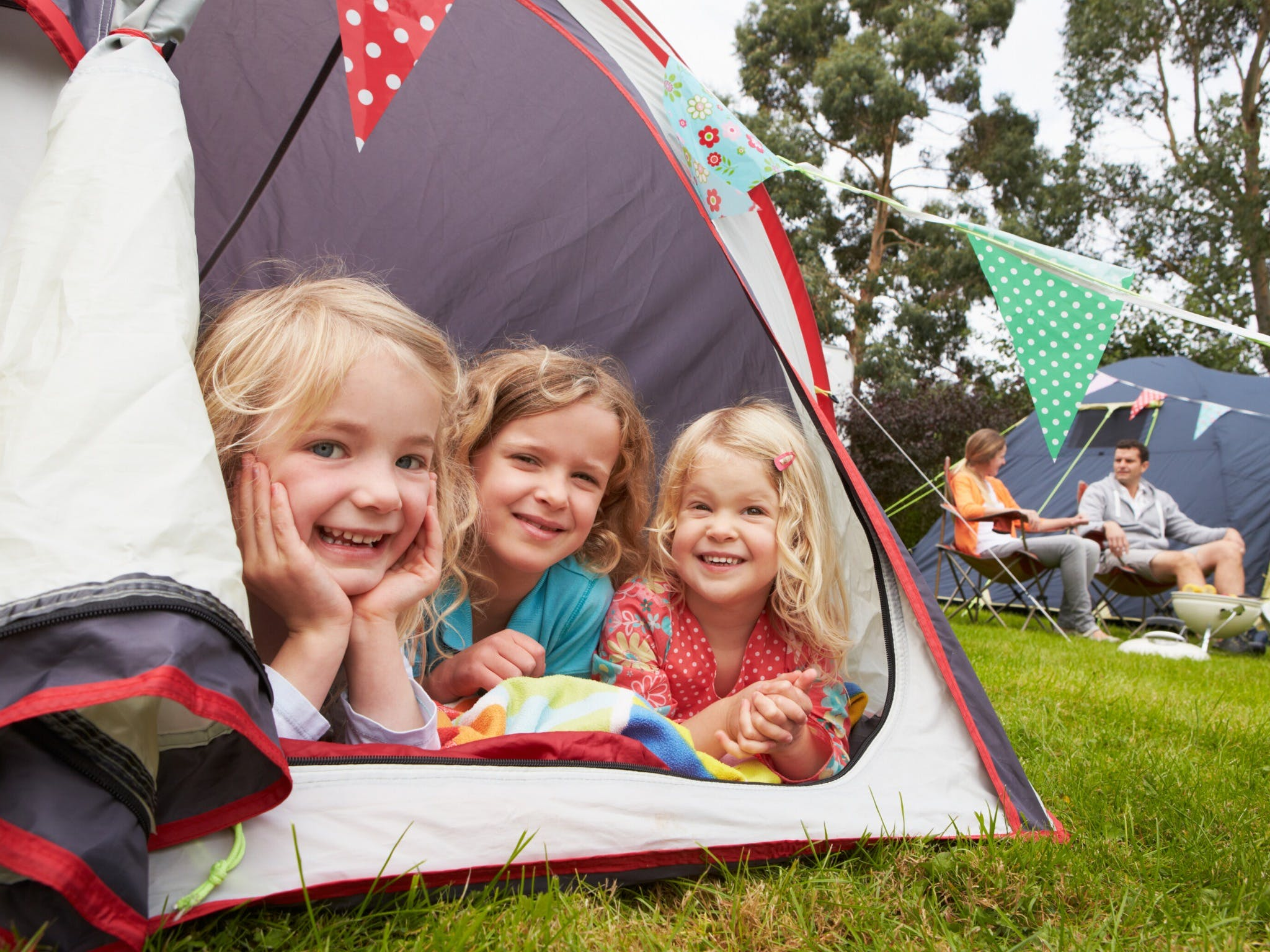 Camp Out In Town - South Australia Travel