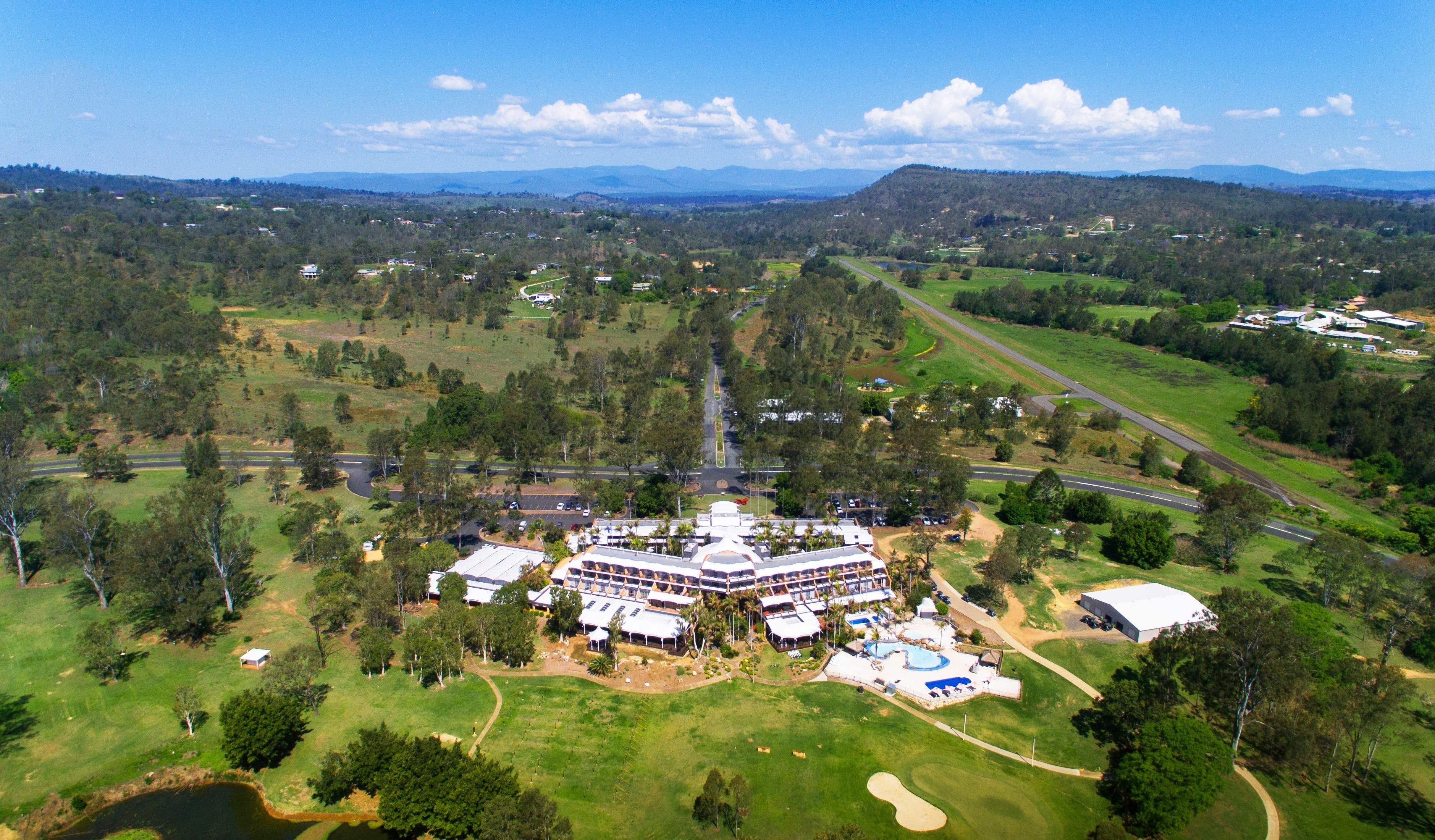 Christmas In July at The Kooralbyn ValleyResort - South Australia Travel