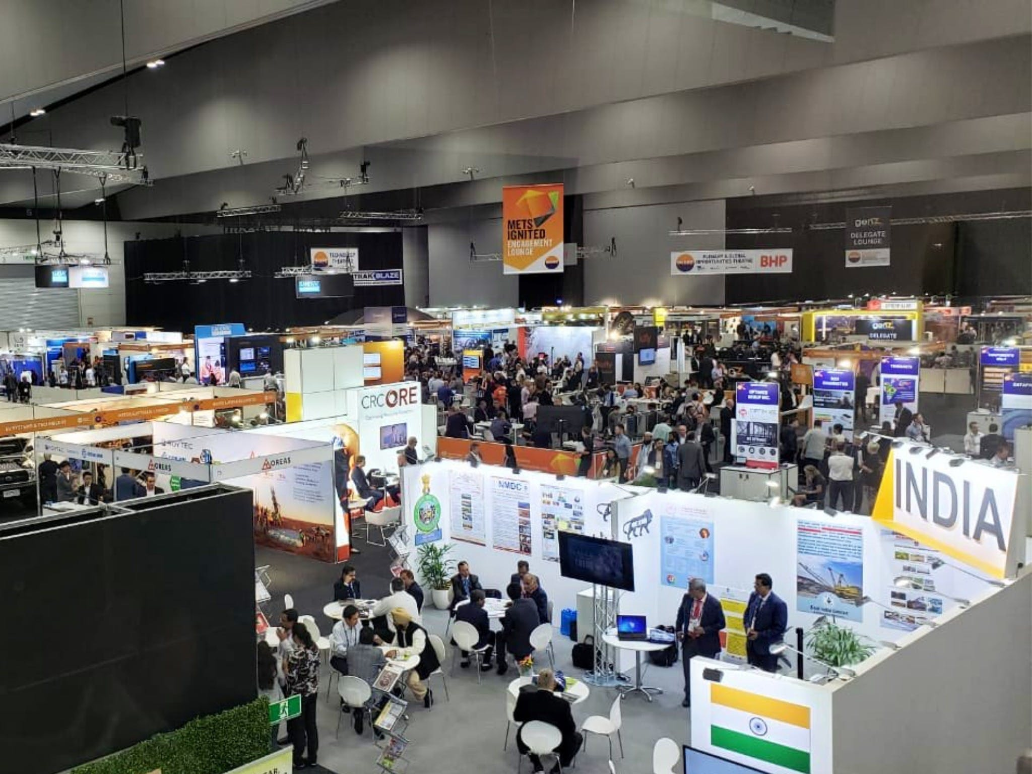 International Mining and Resources Conference IMARC - South Australia Travel